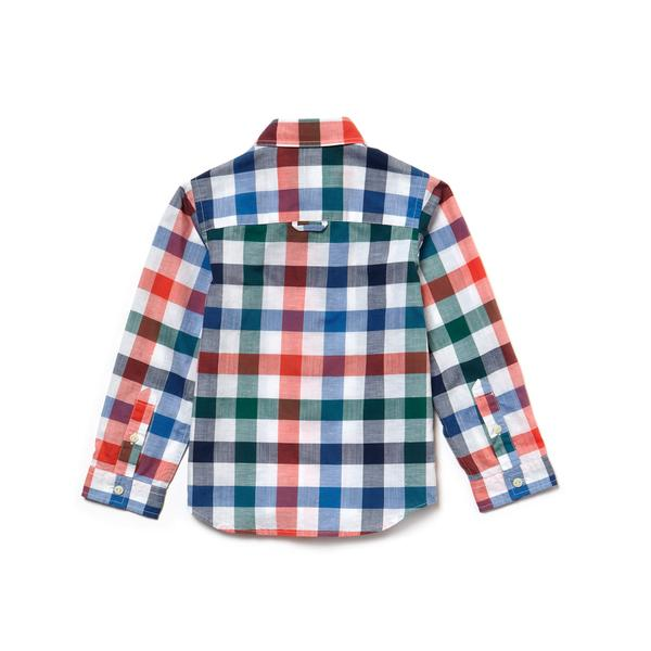 Lacoste Kids' Wovens Shirts