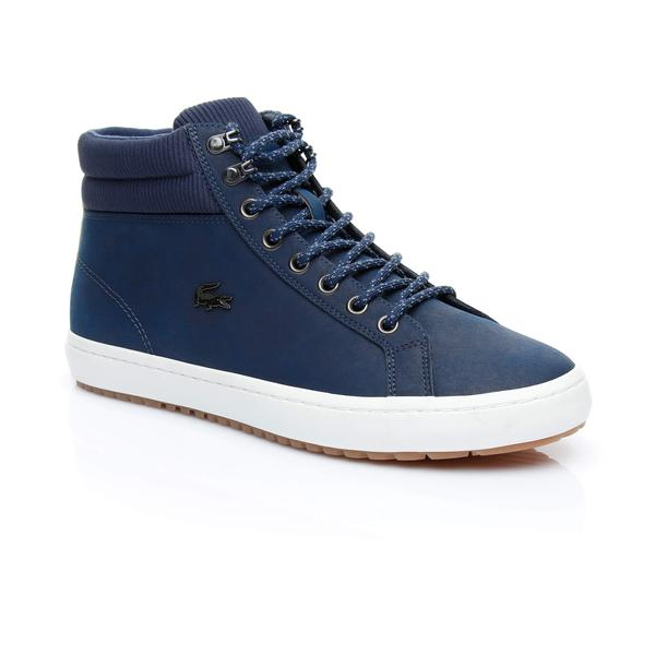 Lacoste Men's Straightset Leather Boots