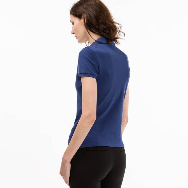Lacoste Women's Slim Fit Polo