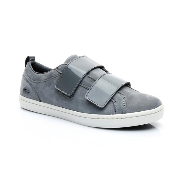 Lacoste Women's Straightset Strap 318 Sneakers