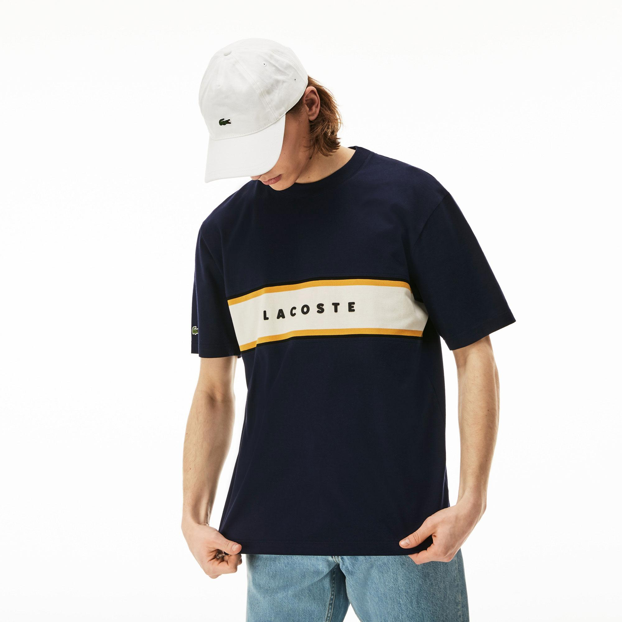 Lacoste Men's Crew Neck T-Shirt