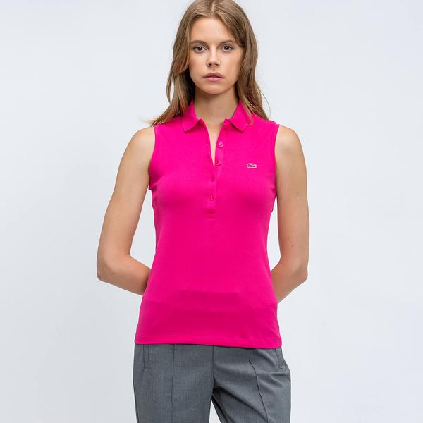 Lacoste Women's Short Sleeves Polo