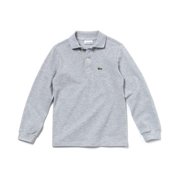 Lacoste Boy's Petit Piqué Polo Shirt