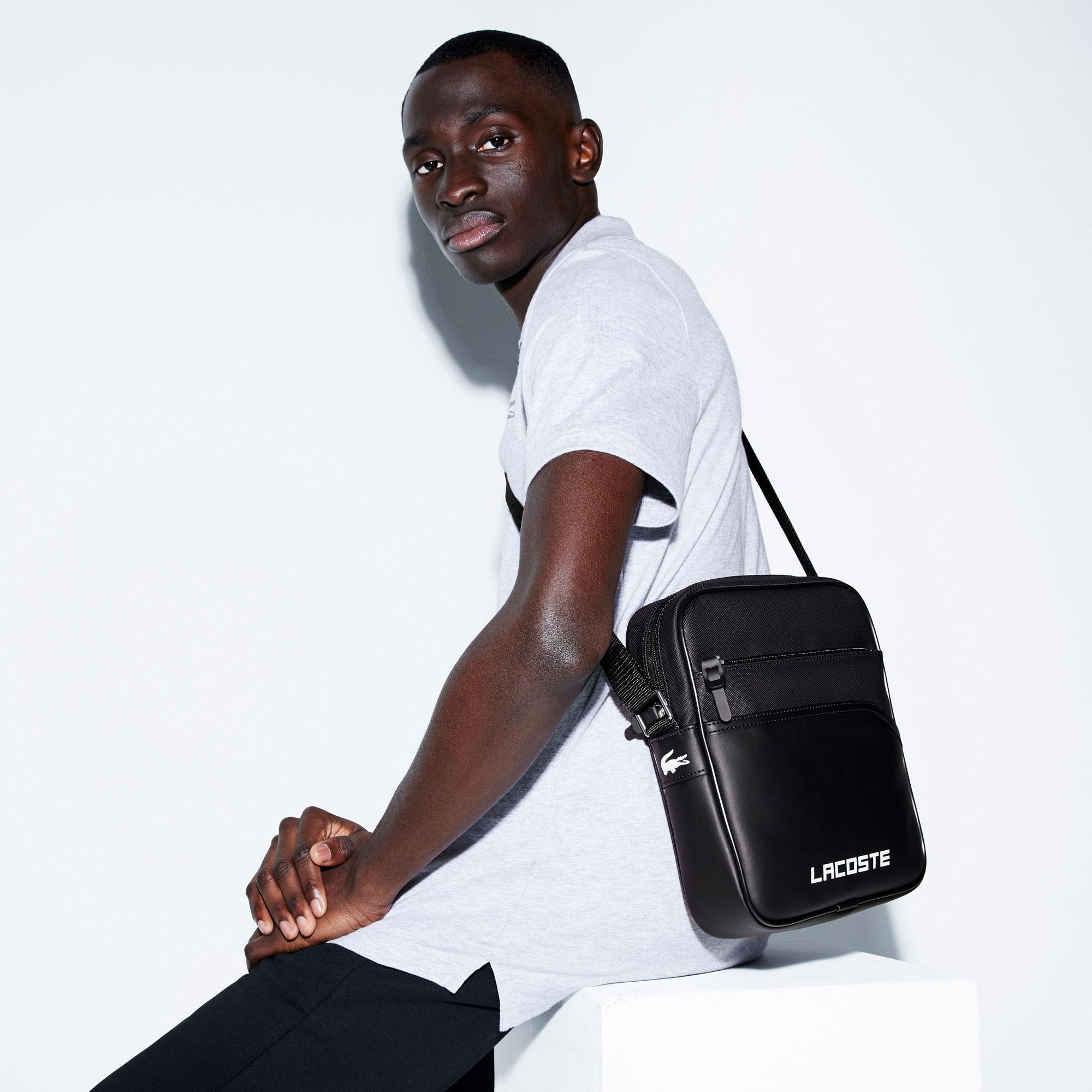 Lacoste Sport Men's Ultimum Lettering Vertical Bag