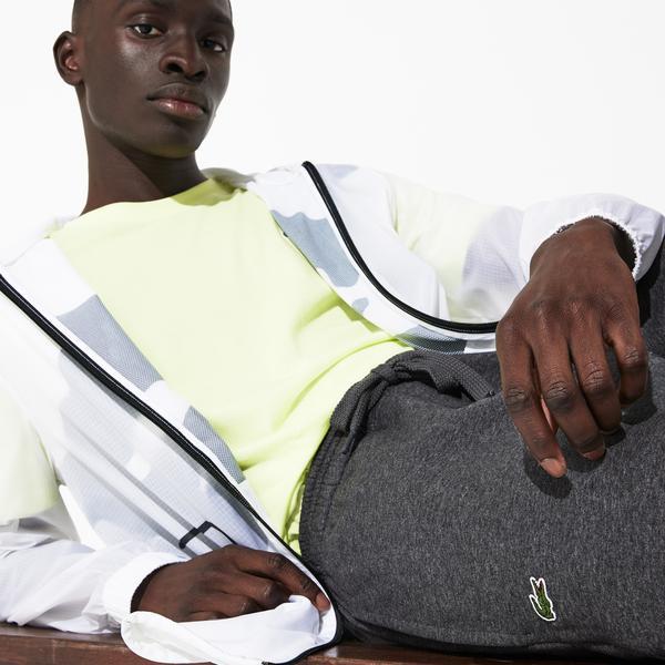 Lacoste Sport Men'sTennis Trackpants İn Fleece