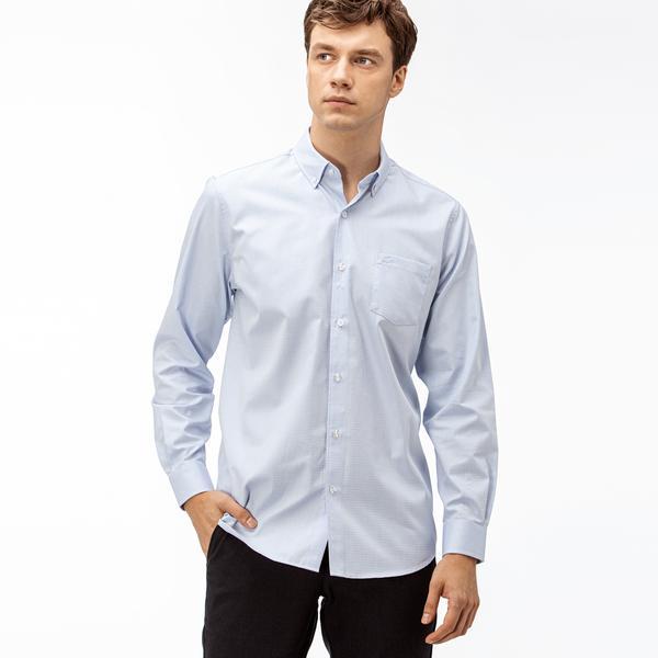 Lacoste Men's Woven Shirts