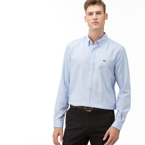 Lacoste Men's Woven Shirt