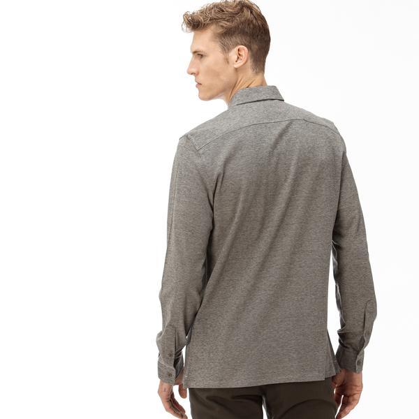 Lacoste Men's Slim Fit Cotton Jersey Shirt