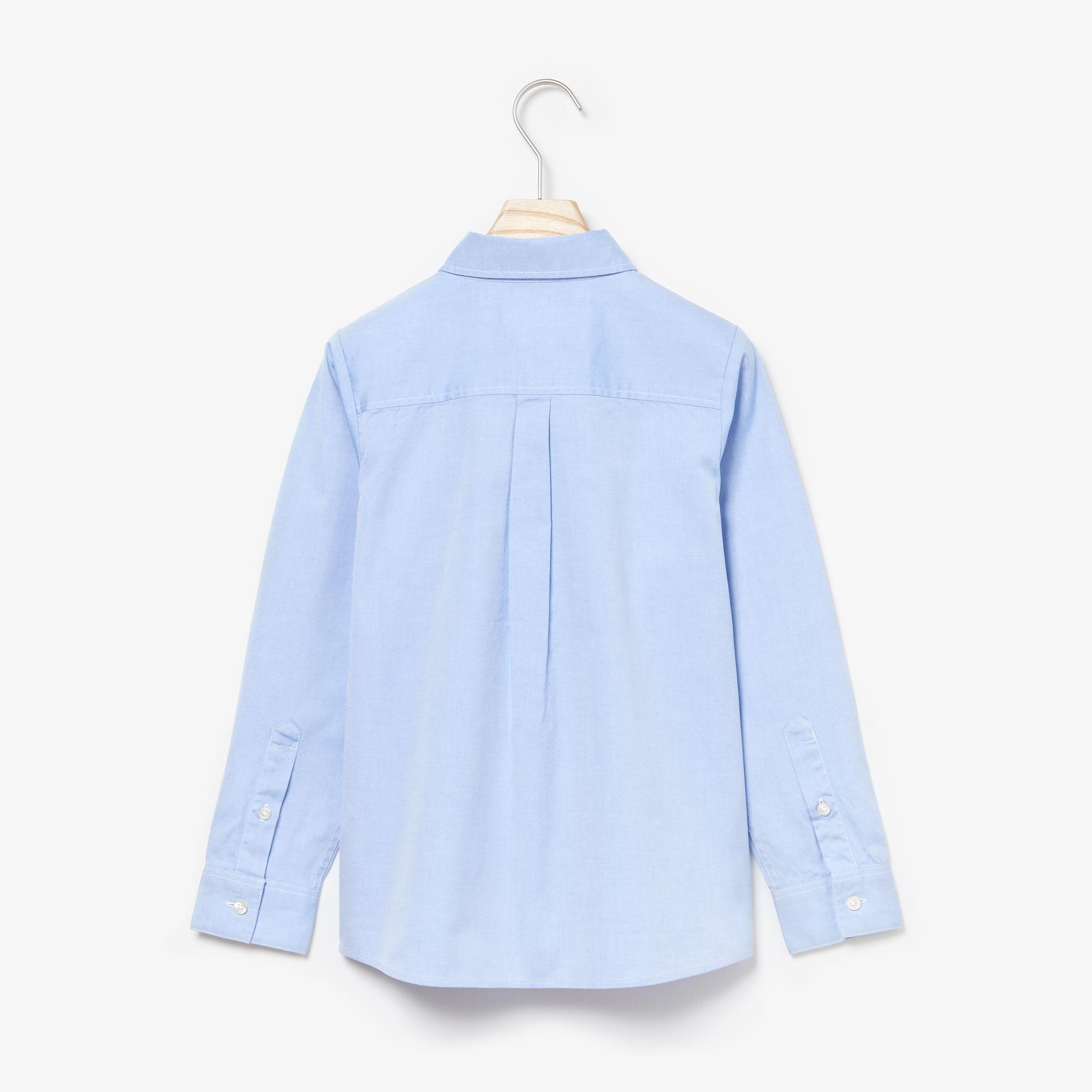 Lacoste Children Long Sleeve woven shirt