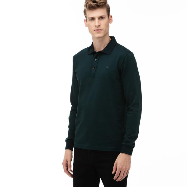 Lacoste Men's Long Sleeve polo