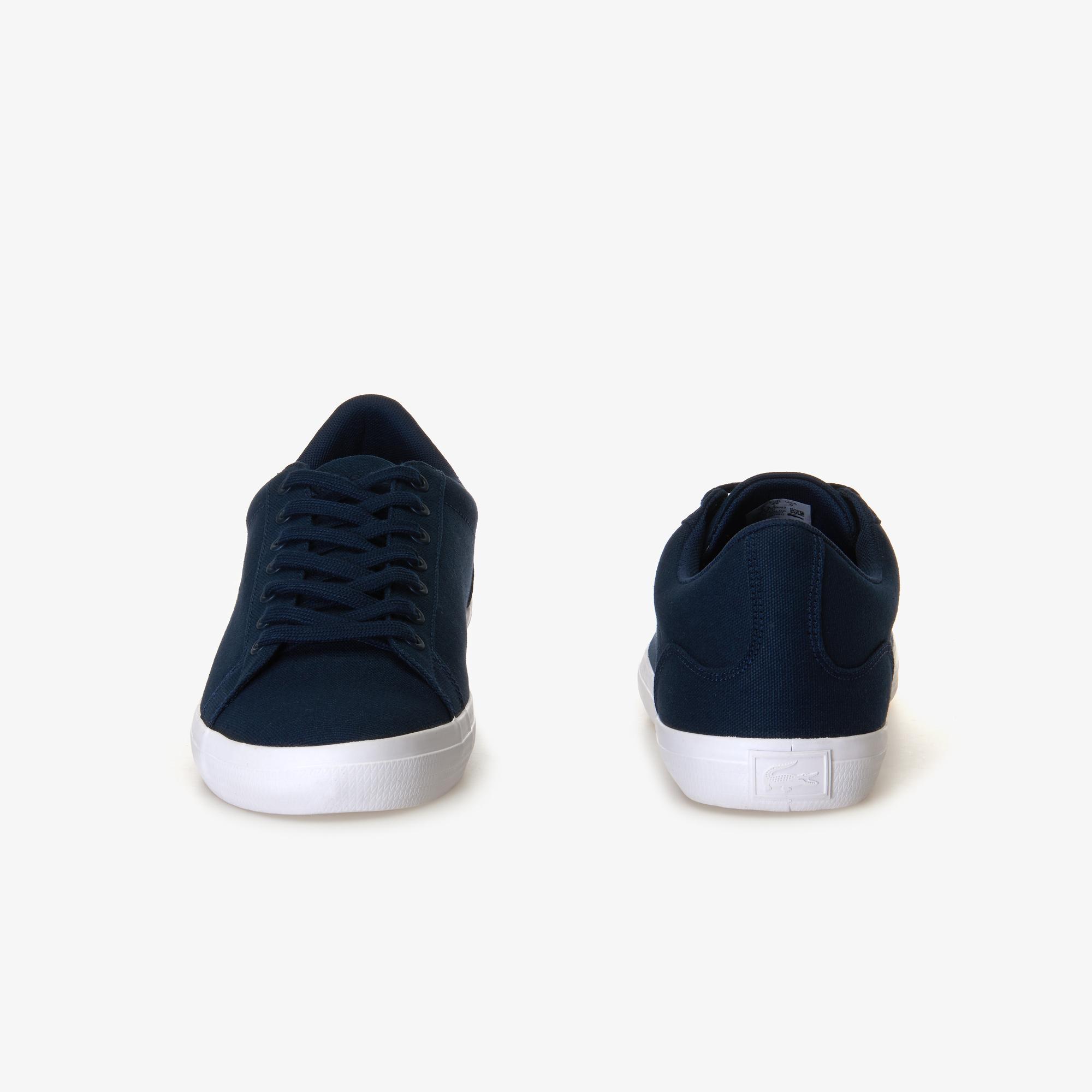 Lacoste Men's Lerond Canvas Sneakers