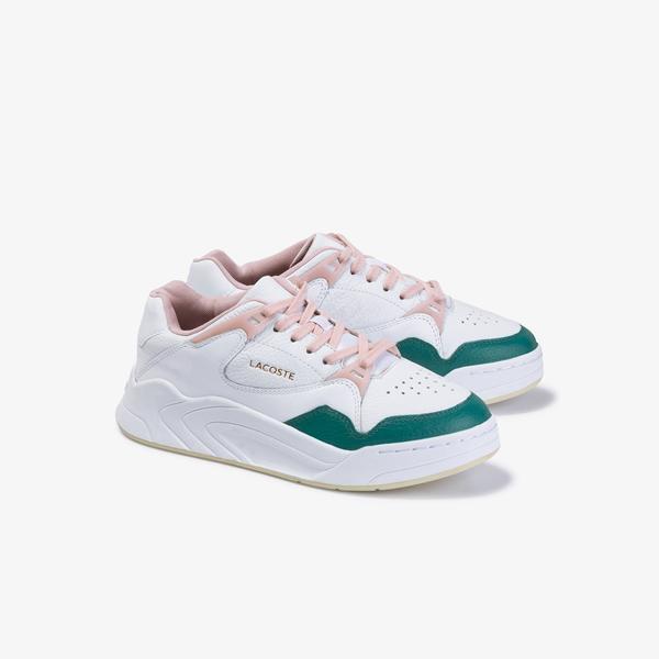 Women's Lacoste Court Slam 120 2 Sfa Leather Sneakers
