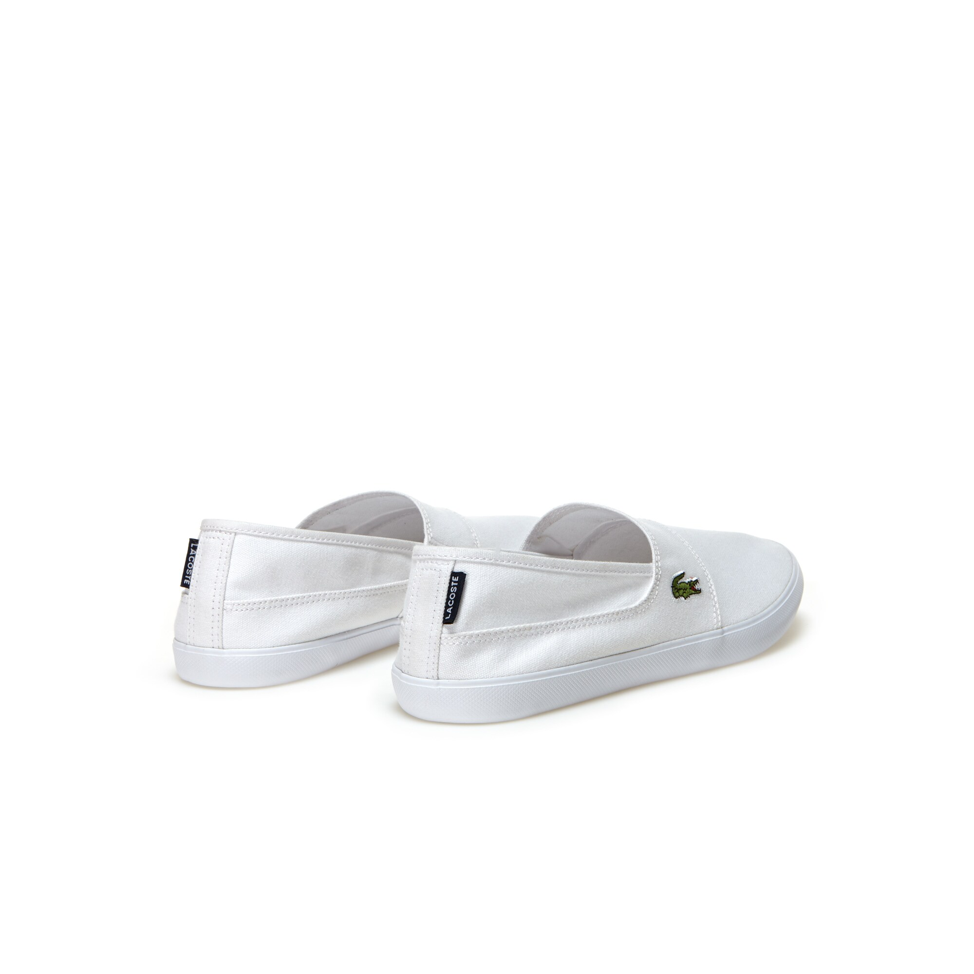 Lacoste Men's Graduate Premium Leather Slip on