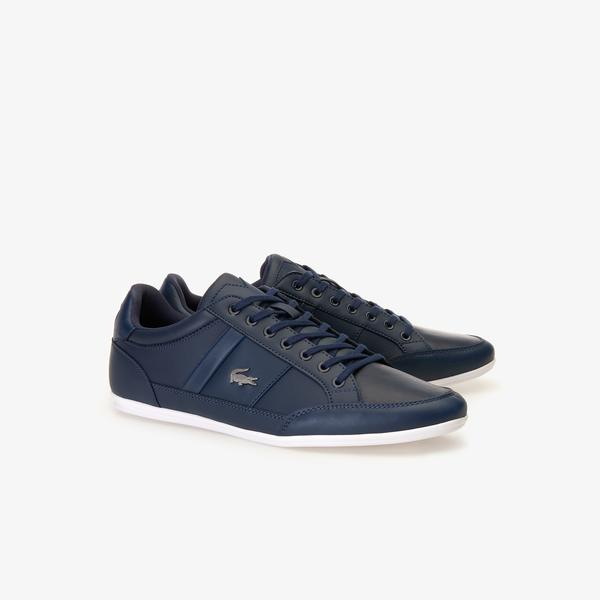 Lacoste Men's Chaymon Bl 1 Cma Casual Leather Shoes