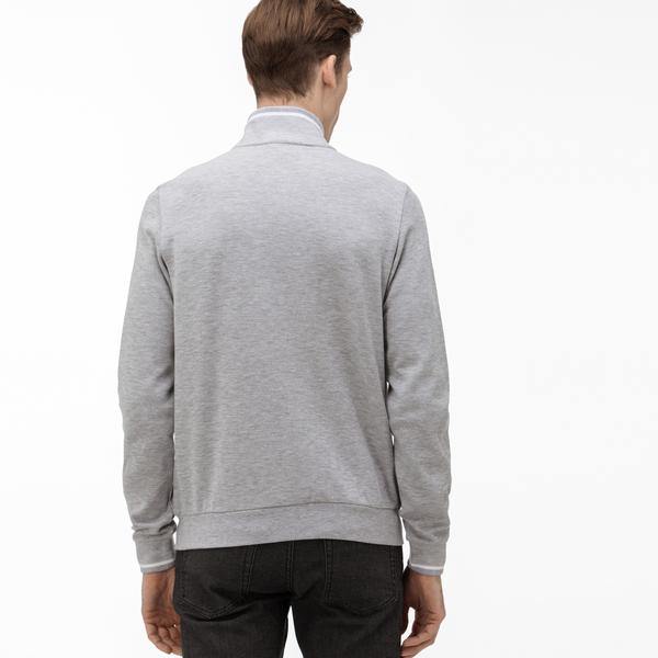 Lacoste Men's Zipped Sweater