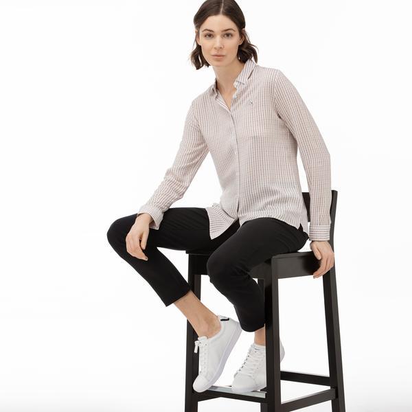 Lacoste Women's Graphic Shirt
