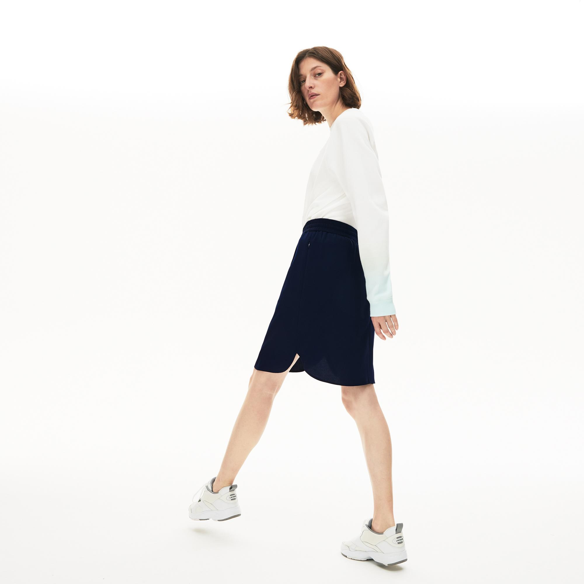 Lacoste Women's Elasticised Waistband Skirt