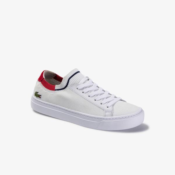 Lacoste Women's La Piquée Textile Sneakers