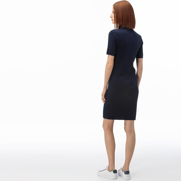 Lacoste Women's Knit Polo Dress