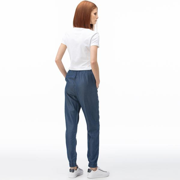 Lacoste Women's Denim Trousers