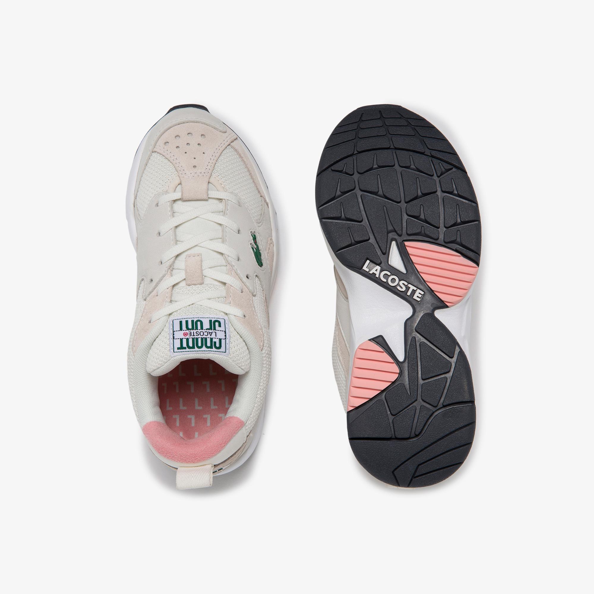 Lacoste Women'S Storm 96 120 3 Us Sfa Leather Sneakers