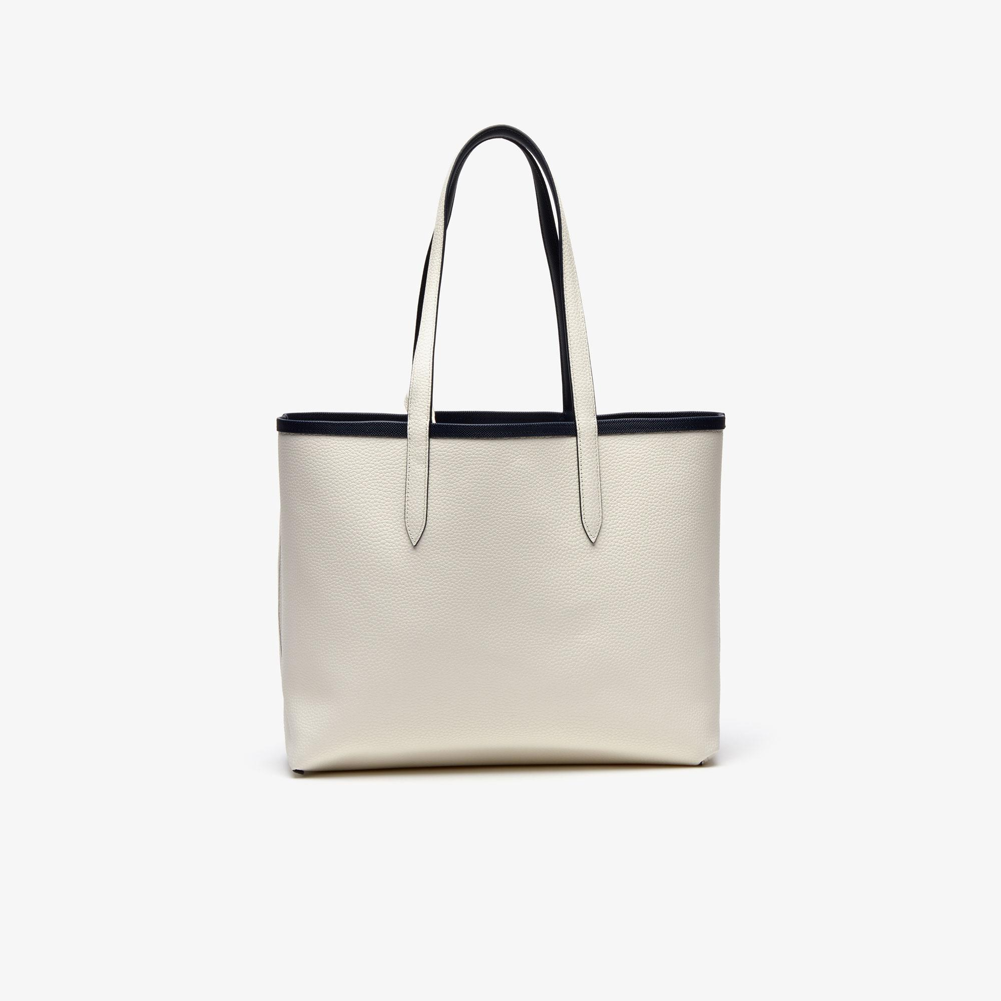 Lacoste Women's Anna Reversible Bicolour Tote Bag