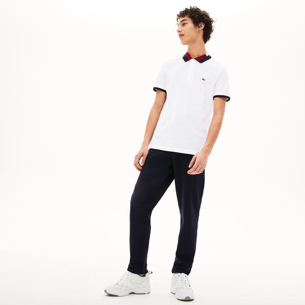 Lacoste Men's Contrast Cotton Polo