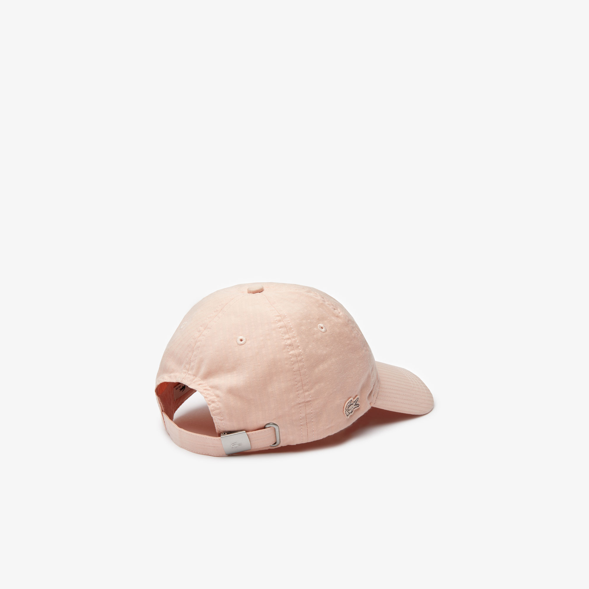 Lacoste Men's Lightweight Cotton And Linen Cap