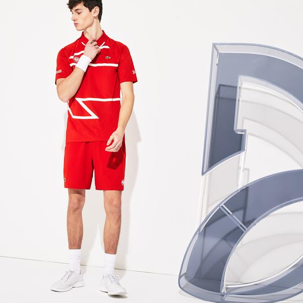 Lacoste Men's Sport Roland Garros X Novak Djokovic Polo