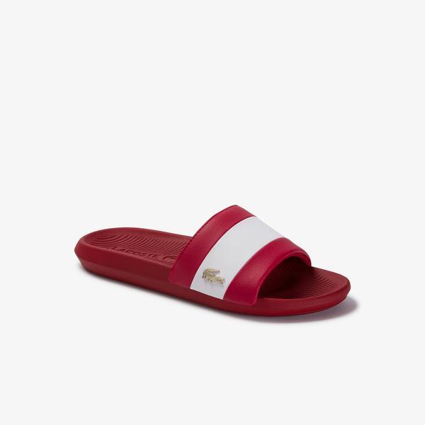 Lacoste Men's Croco Slide 120 3 Us Cma Slippers