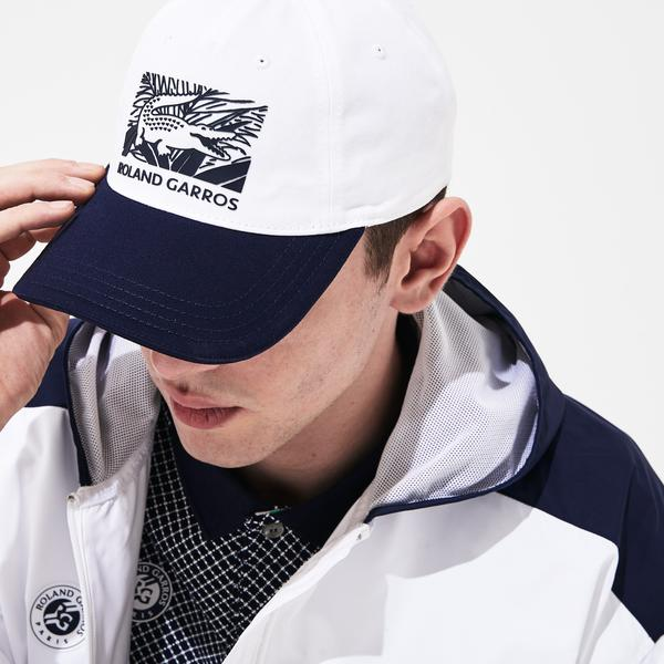 Lacoste Unisex  Sport Patterned Hat