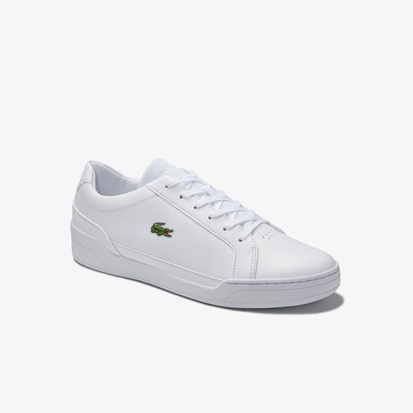 Lacoste Men's Challenge Textured Leather Sneakers