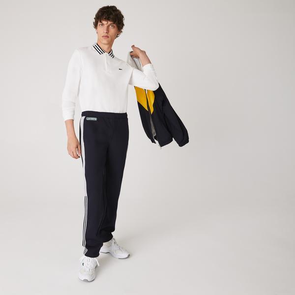 Lacoste Men's Slim Fit Heritage Cotton Polo