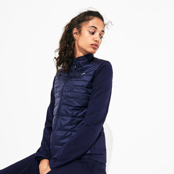 Lacoste Women's Sport Down Technical Golf Jacket