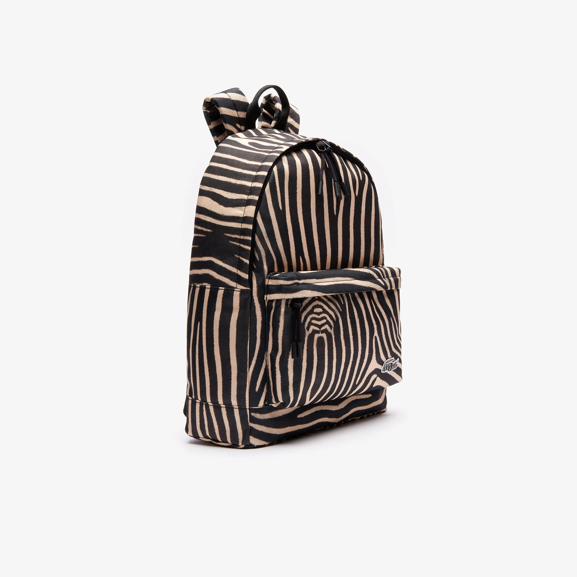 Lacoste Men's x National Geographic Animal Print Backpack