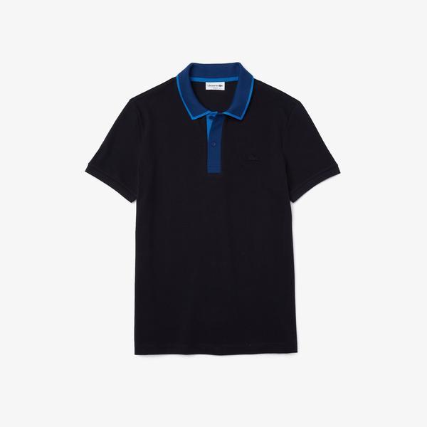Lacoste Men's Slim Fit Cotton Piqué Polo