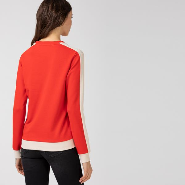 Lacoste Women's Crew Neck Sweatshirt