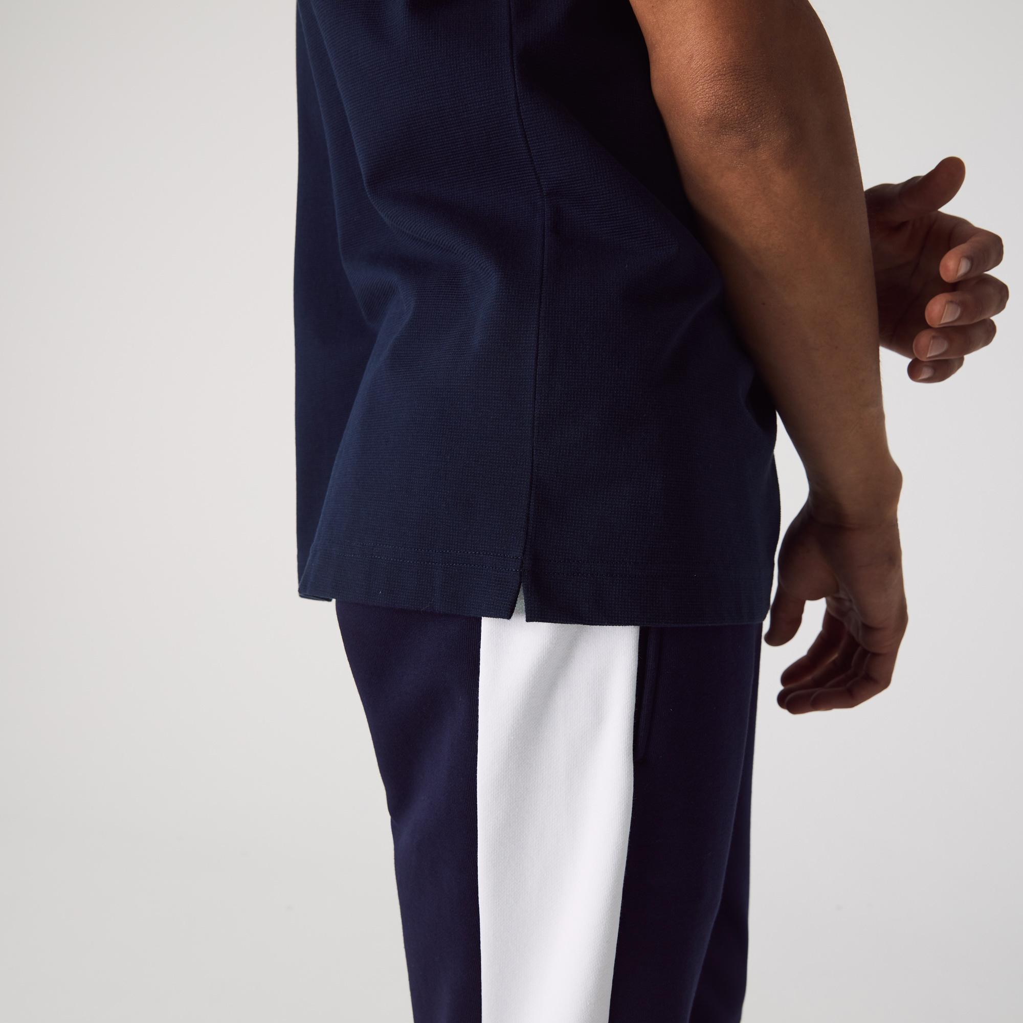 Lacoste Men's SPORT Tennis Regular Fit Polo in Ultra-lightweight Knit