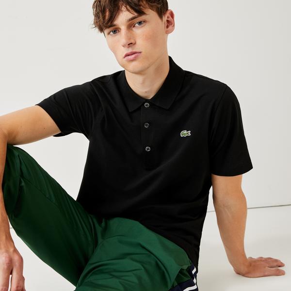 Lacoste Sport Men's Tennis Regular Fit Polo in Ultra-Lightweight Knit