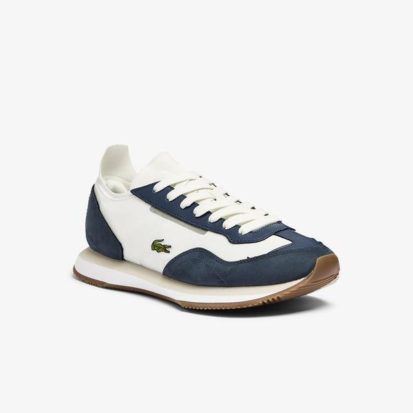 Lacoste Women's Match Break Textile Trainers