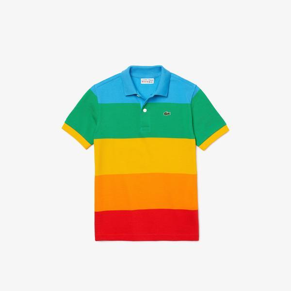 Lacoste Boys' Short Sleeve Polo