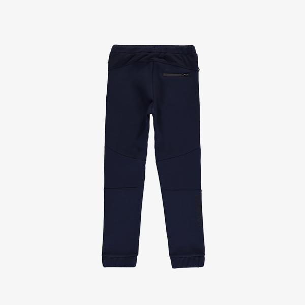 Lacoste Children's Printed Grey Tracksuit Bottoms