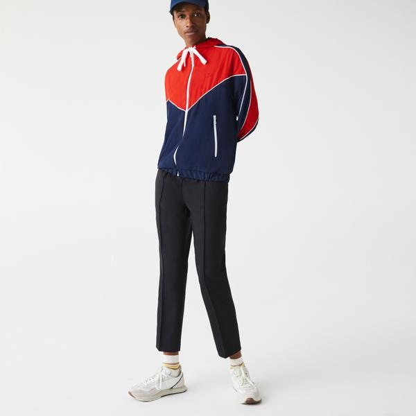 Lacoste Women's Colourblock Zip Hoodie