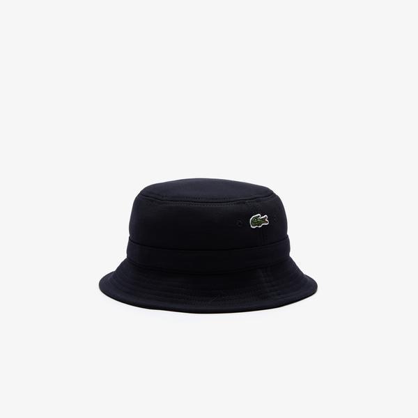 Lacoste Men's Organic Cotton Bob Hat