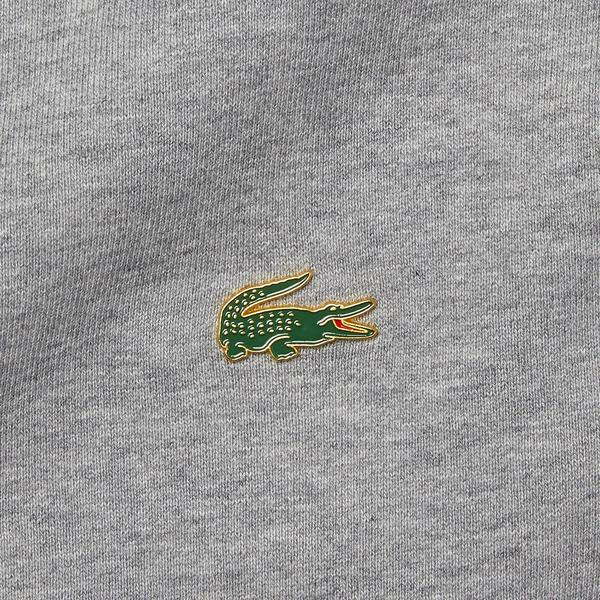 Lacoste Unisex Lacoste LIVE Loose Cotton Fleece Sweatshirt