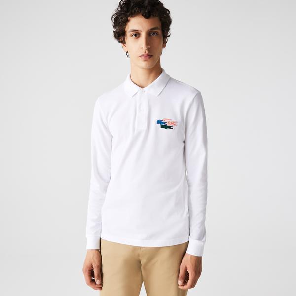 Men's Lacoste Regular Fit Organic Cotton Polo