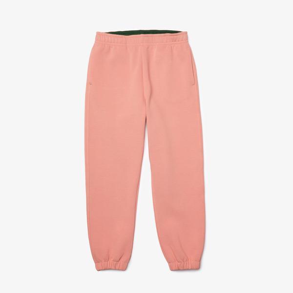 Lacoste Women's Blended Cotton Jogging Pants